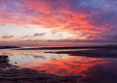 Dawn – Moona Moona Jervis Bay NSW Australia