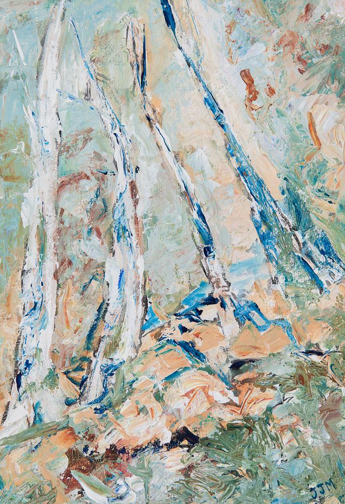 Mermaids Cave - Blue Mountains NSW Australia