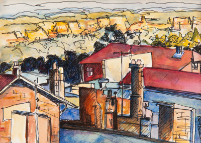 Katoomba – View from the Carrington