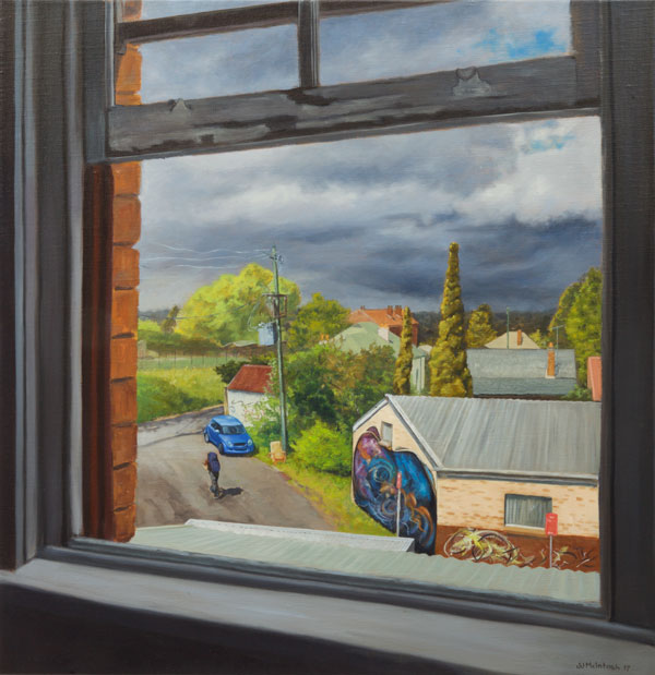 Studio View - GalleryONE88 Katoomba
