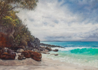 Before the Change – Greenfields Beach Jervis Bay