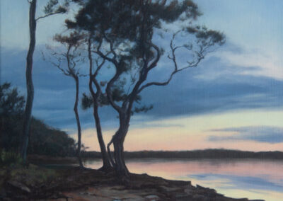 As Night Falls – St Georges Basin, Jervis Bay